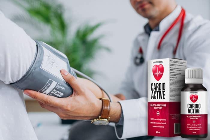 cardioactive skutecznie obniża ciśnienie