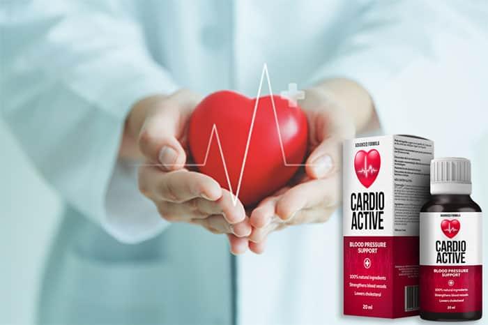 CardioActive obniza cisnienie dba o serce uklad krwionosny