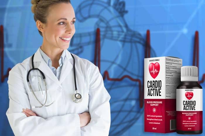 cardioactive swoim działaniem obniża ciśnienie krwi