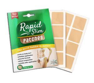 Rapid Slim plastry na smukla sylwetke zrzucenie wagi zbedne kilogramy recenzja i opinie forum 2021 jaki sklad jak stosowacgdzie kupic allegro apteka czy producent jaka cena