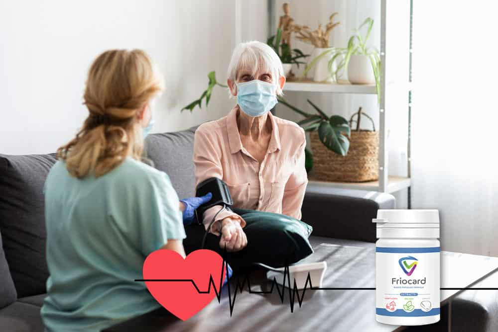 badaj regularnie ciśnienie krwi a jeśli zauważysz jego zbyt wysoki poziom stosuj friocard