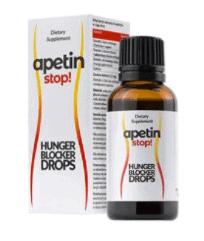 Tabletki na odchudzanie Apetin Stop cena